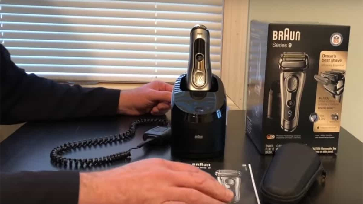Braun Series 9 Wet & Dry Electric Shaver Reviews For Men