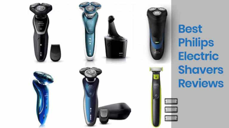 Top 6 Best Philips Electric Shavers Reviews in 2020