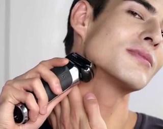 razor and shaver