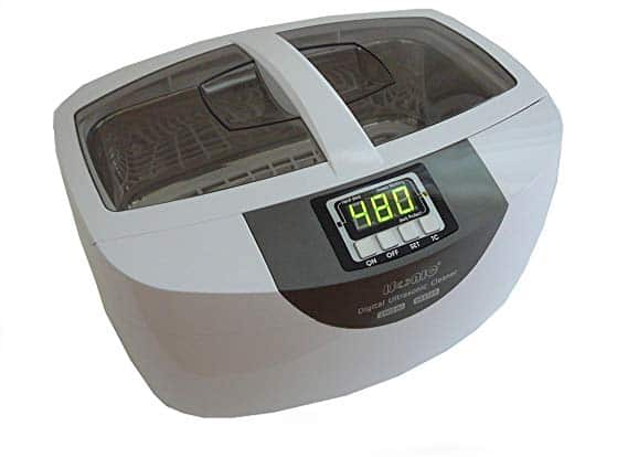 iSonic Professional Grade Ultrasonic Cleaner P4820-WPT