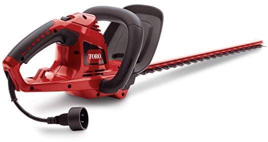 Toro Corded 22-Inch Electric Hedge Trimmer