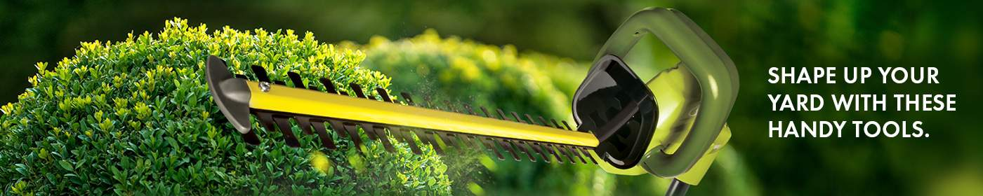 HOW TO CHOOSE A GOOD ELECTRIC HEDGE TRIMMER