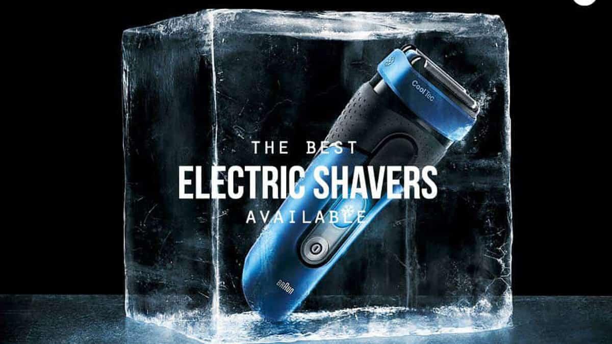 Top 5 Best Electric Foil Shaver Review(2020)
