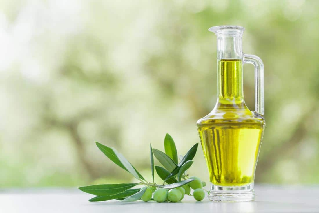 how growth thicker hair with Olive oil