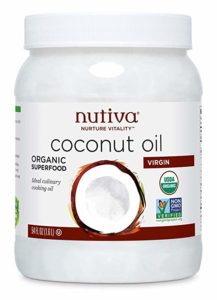 Nutriva Coconut Oil With Natural Virgin Base