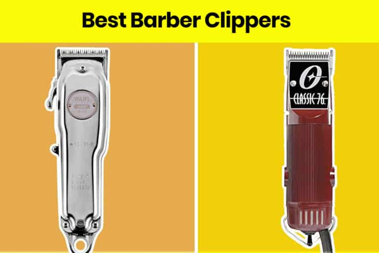 Top 6 Best Barber Clippers for Pros and Amateurs (2020 EDITION)