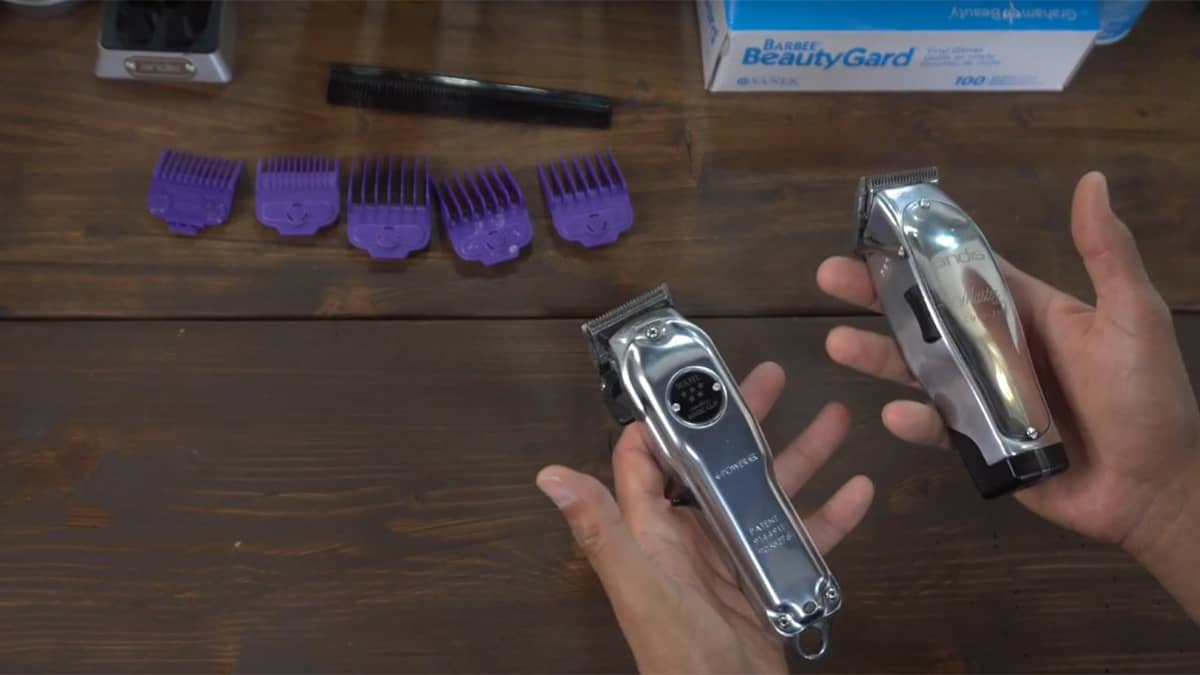 Wahl Senior vs Andis Master: Which Clipper is Better?