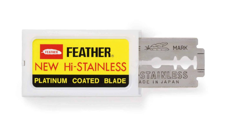 Top 3 Best Feather Razor Blade Review